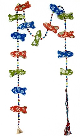 15 Prosperity Fish-on-a-String
