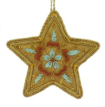 "3"" Embroidered Star"