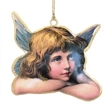 Cherub Angel Ornament
