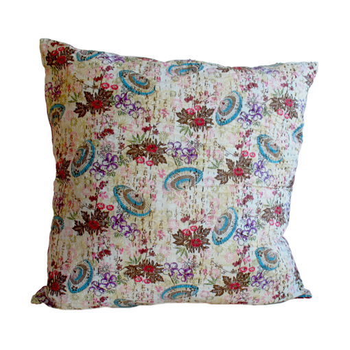 Chinese Rali Pillow Cover