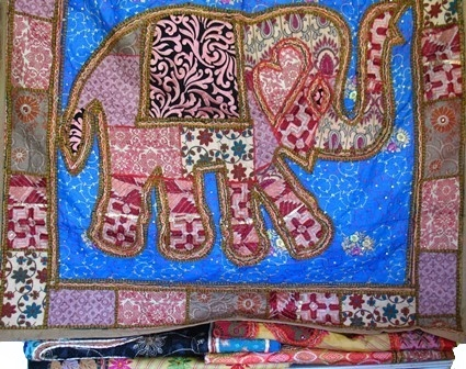 Elephant Wallhanging