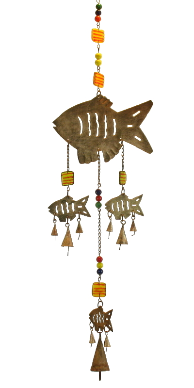 Fish Chime Mobile