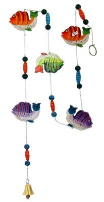 Fish String w/ Beads