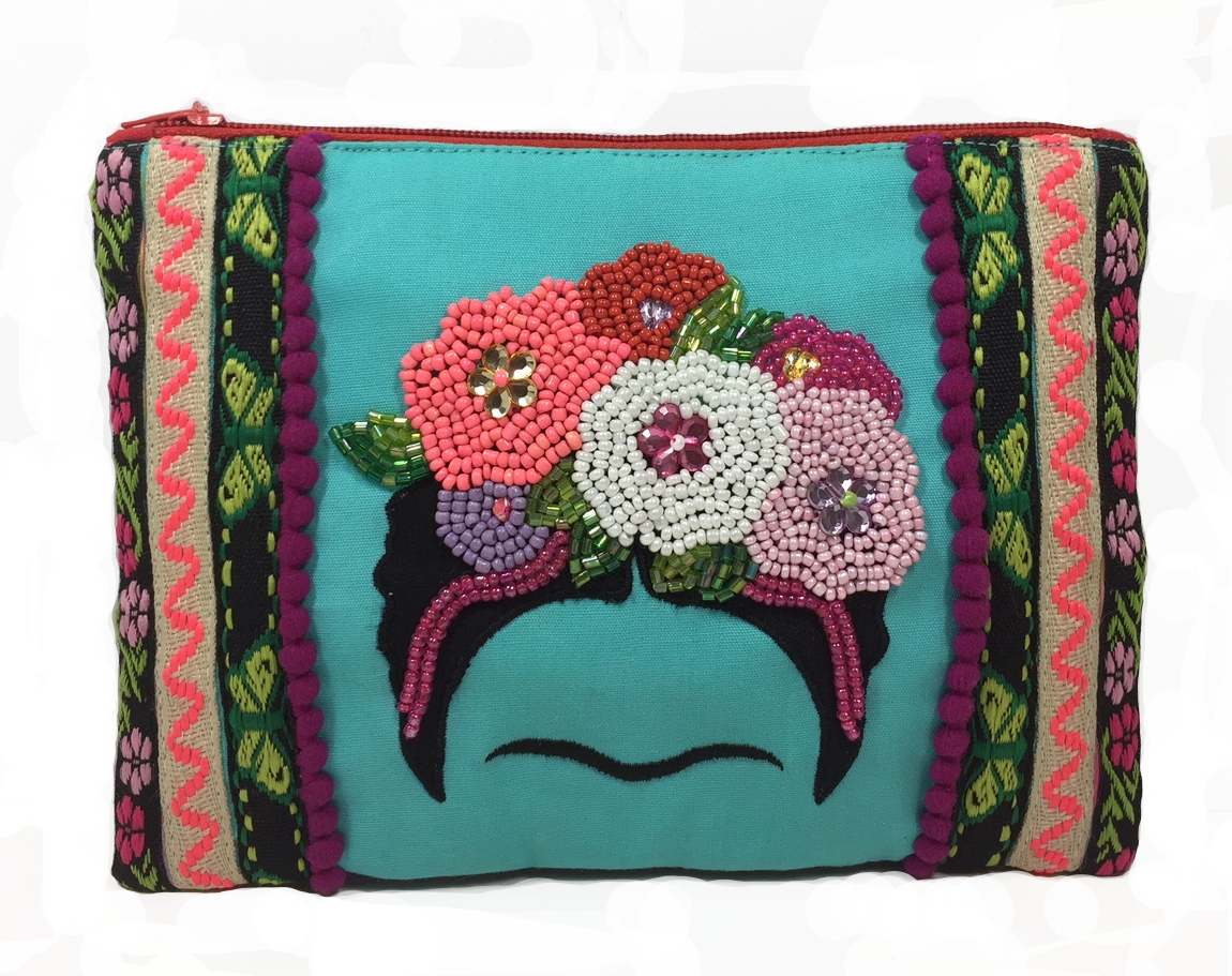 Frida Beaded Bag