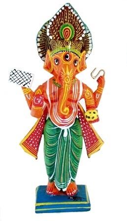 Ganesh Standing Figure