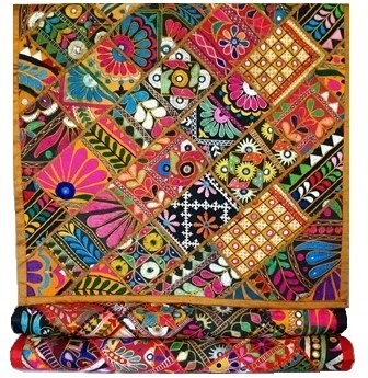 Kutch Embroidery Hanging