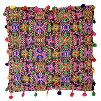 Kutch Vintage Cushion Cover