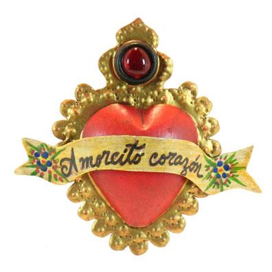 Large Spanish Love Verses