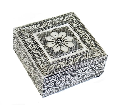 Metal Embossed Box