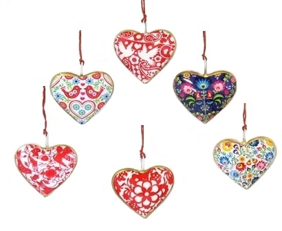 Mini Valentine Heart Assortment