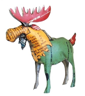 Recycled Moose