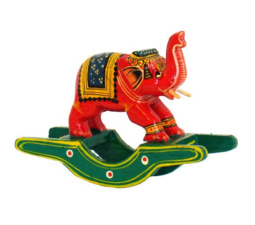 Rocking Elephant