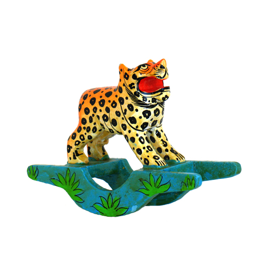 Rocking Leopard