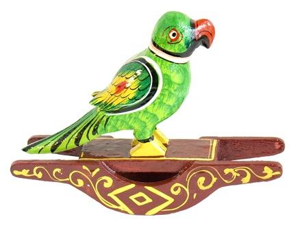 Rocking Parrot