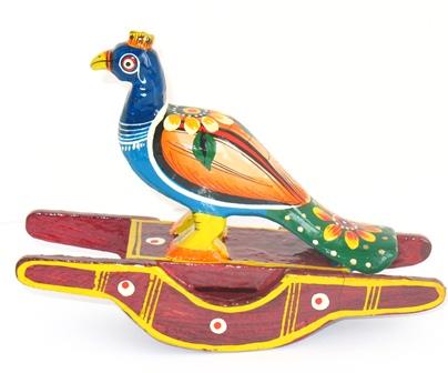 Rocking Peacock