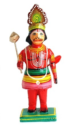 Sri Hanuman Figure