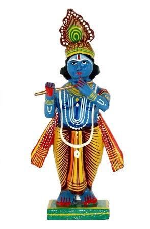 Sri Krishna Figure