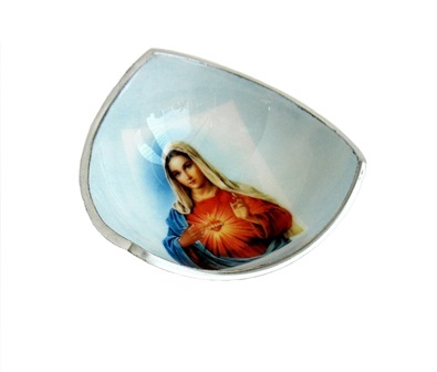 Virgin Mary Sacred Heart Bowl