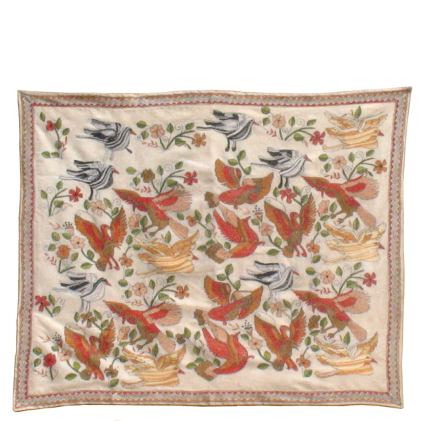 Wallhanging with Birds