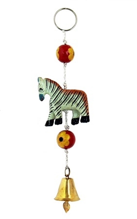 Zebra Ornament