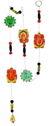 Ganesha & Sun String w/ Beads