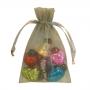 Mini Pastel Glass Ornament Gift Set