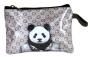 Panda Portrait Coin Purse