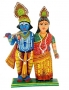 Radha and Krishna Standing Figure