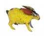 Recycled Yellow Jack Rabbit