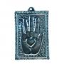 Square Sacred Hand Milagro